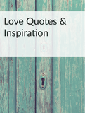 Love Quotes & Inspiration Hashtag Rx List