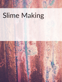 Slime Making Optimized Hashtag Report