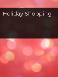 Holiday Shopping Hashtag Rx List