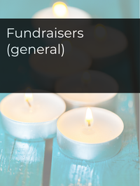 Fundraisers (general) Hashtag Rx List