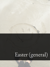 Easter (general) Optimized Hashtag List