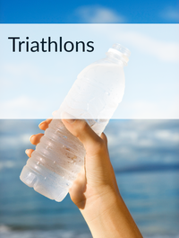 Triathlons Optimized Hashtag Report