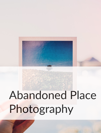 Abandoned Place Photography Optimized Hashtag Report