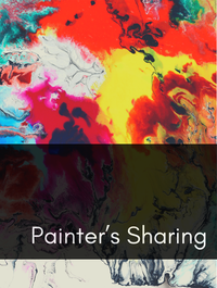 Painter's Sharing Optimized Hashtag Report