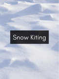 Snow Kiting Optimized Hashtag Report