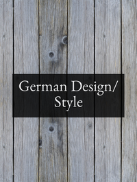 German Design/Style Optimized Hashtag List