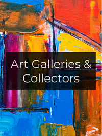 Art Galleries & Collectors Hashtag Rx List
