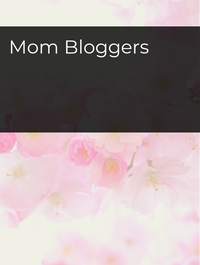 Mom Bloggers Hashtag Rx List