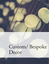 Custom/Bespoke Decor Optimized Hashtag Report