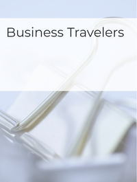 Business Travelers Hashtag Rx List