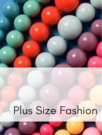 Plus Size Fashion Hashtag Rx List
