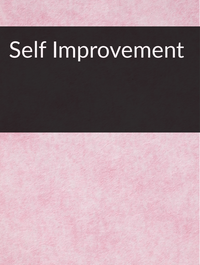 Self Improvement Hashtag Rx List