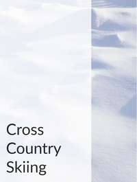 Cross Country Skiing Optimized Hashtag Report