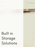 Built in Storage Solutions Optimized Hashtag Report