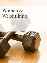 Women & Weightlifing Optimized Hashtag Report