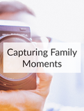 Capturing Family Moments Optimized Hashtag Report
