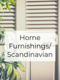 Home Furnishings/Scandinavian Optimized Hashtag Report