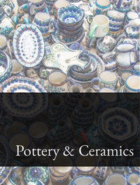 Pottery & Ceramics Optimized Hashtag Report