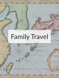 Family Travel Optimized Hashtag List
