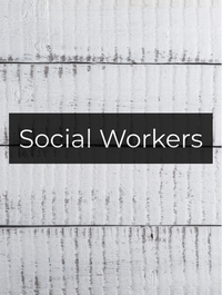 Social Workers Hashtag Rx List