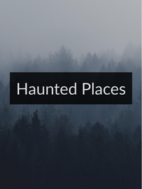 Haunted Places Hashtag Rx List
