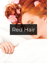 Red Hair Optimized Hashtag List