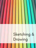 Sketching & Drawing Optimized Hashtag Report