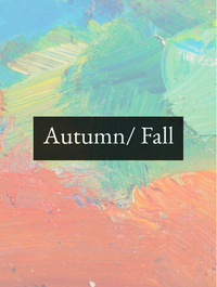 Autumn/Fall Hashtag Rx List