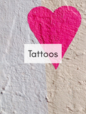 Tattoos Optimized Hashtag Report