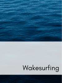 Wakesurfing Optimized Hashtag Report