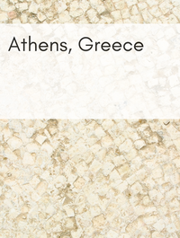 Athens, Greece Optimized Hashtag Report