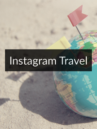 Instagram Travel Hashtag Rx List