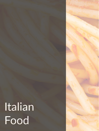 Italian Food Optimized Hashtag Report