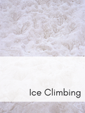 Ice Climbing Optimized Hashtag Report