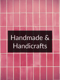Handmade & Handicrafts Optimized Hashtag Report