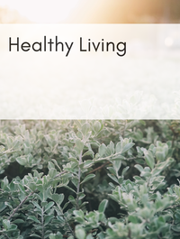 Healthy Living Hashtag Rx List