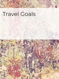 Travel Goals Optimized Hashtag Report