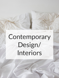 Contemporary Design/Interiors Optimized Hashtag Report