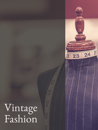 Vintage Fashion Optimized Hashtag List