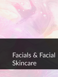 Facials & Facial Skincare Optimized Hashtag List