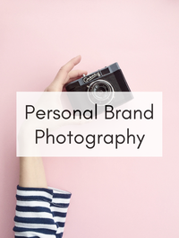 Personal Brand Photography Optimized Hashtag Report