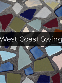 West Coast Swing Hashtag Rx List