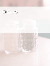 Diners Optimized Hashtag List