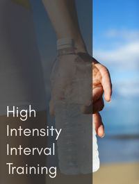 High Intensity Interval Training Optimized Hashtag Report