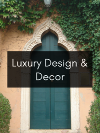 Luxury Design & Decor Hashtag Rx List
