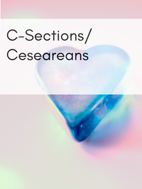 C-Sections/Ceseareans Optimized Hashtag Report