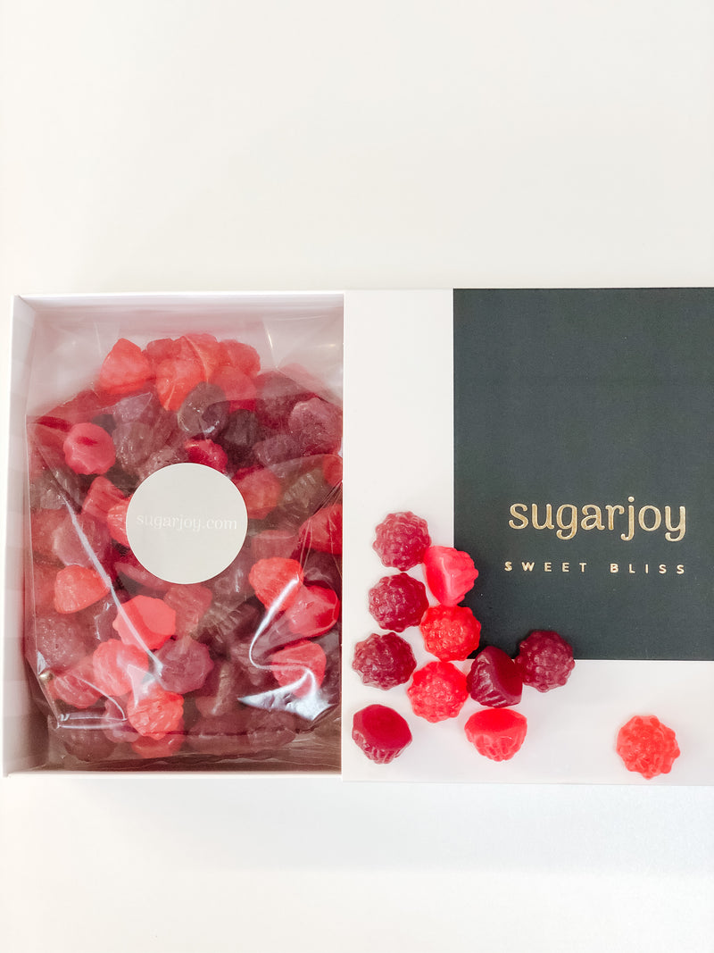 Sugar Free Berry Bites