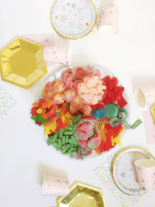Swedish Candy Board DIY Platter