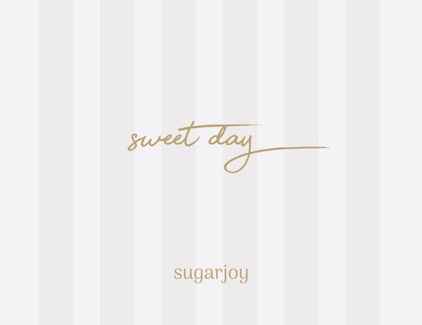 """sweet day"" postcard"