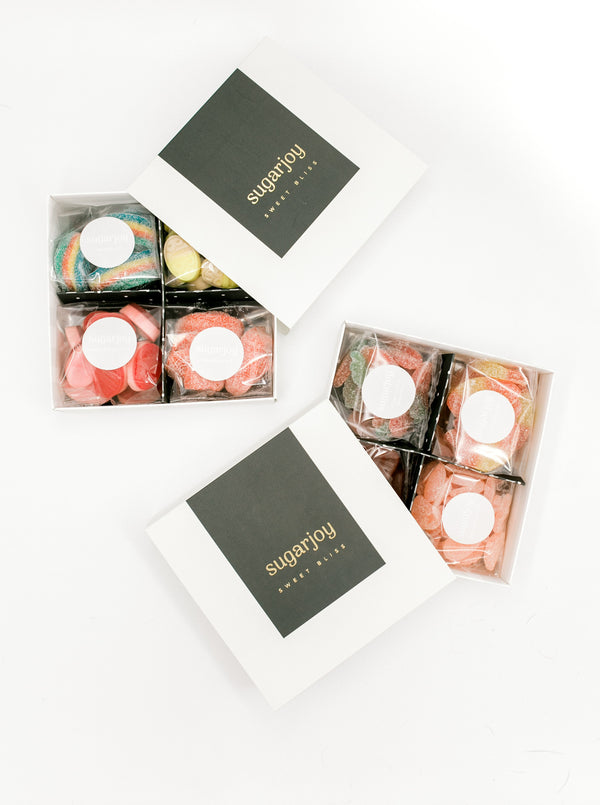 Swedish Candy Gift Box Duo